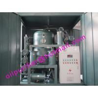 China High KVA Transformer Oil Filtration Machine,Degasfier,dehydrator Transformer Maintenance wholesale