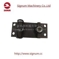 China Cast Iron Rail Tie Plate for Railroad Fastening System wholesale