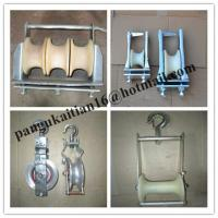 Buy cheap Sales Cable Block,Cable Puller, quotation Hook Sheave Pulley from wholesalers