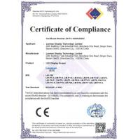 Leeman Display Technology Limited Certifications
