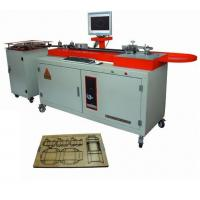 China Multi - Function Cnc Auto Bender Machine Deforming Machining Automatic Bending Machine on sale
