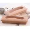 China Wood furniture handle beech wood handle knob well polished wholesale