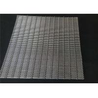 China Plain Weave Metal Fabric Stainless Steel Woven Wire Mesh Decorative For Cabinets wholesale