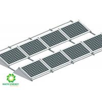 China High Compatible Ballasted Solar Mounting Systems Solar Panel Roof Mounting Brackets wholesale