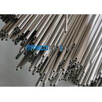 Quality 3 / 4 Inch S32750 / S32760 Small Diameter Duplex Steel Tube With Rapid Cooling for sale