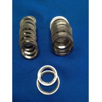 China Co Cr W Stellite 6 Alloy Round Rotary Shaft Seal Powder Metallurgy Processing wholesale