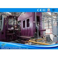 China HRC Material Welded Tube Mill , Stainless Steel Pipe Welding MachineISO9001 wholesale