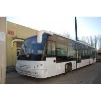China Aluminium Body 24 Seat 110 Passenger International Shuttle Bus Apron Bus wholesale