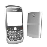 China BLACKBERRY Curve 8520 Silver Housing (Blackberry housings) wholesale