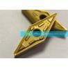 China Wear Resistance Custom Carbide Inserts VNMG160408 GM CVD Coating wholesale