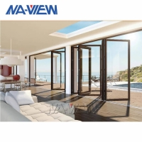 China OEM ODM Bifold Bay Window Thermal Insulation Stable Structure wholesale