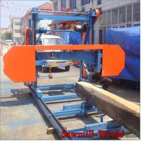 Buy cheap Manufacture Direct Sale !!! Diesel Portable Bandsaw Sawmill Used In Tropical Rainforest product