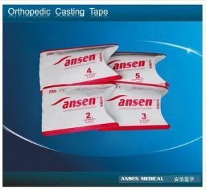 Quality Best fiberglass casting tape 4yd Fiberglass Orthopedic Casting Tape for Broken for sale
