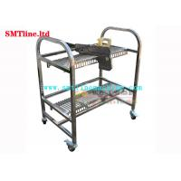China Hitachi Electric Stainless Steel Feed Cart 4 3 Inch Universal Casters Lightweight wholesale