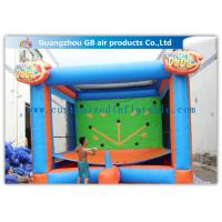 China Commercial Strong Inflatable Sports Games Throwing Toy Interactive Party Games wholesale