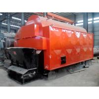 China DZL Series Rated evaporation capacity 2T/h 1.25MPa Biomass-Fuel Steam Boiler wholesale