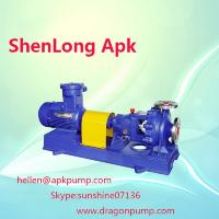 China IH Single-stage single-suction chemical centrifugal pump wholesale