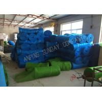 China Blue Plastic Anti Insect Nylon Mesh Net Monofilaments And UV 3.6m Width For Shade Houses wholesale