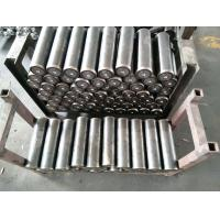 Quality CK45 Hard Chrome Plated Shaft , Induction Hardened Rod With Nice Surface for sale