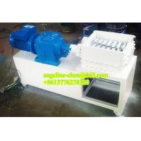 China ACM-300 micro double shaft shredder wholesale