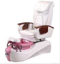 China WT-8236 White Pedicure Spa Massage Chair With Bainn / European Touch Pedicure Chair on sale