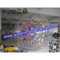 China Shining Outside Rent Inflatable Zorb Ball games For water park wholesale