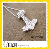 Quality 2012 new fashion arrow shape 925 sterling silver jewellery W-VB906 for sale