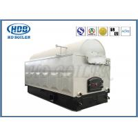 China Environmentally Friendly Biomass Fuel Wood Chip Steam Boiler Natural Circulation wholesale