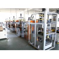 Buy cheap Single Head Double Station Automatic Vertical Coil Winding Machine for Three Phase Machine from wholesalers