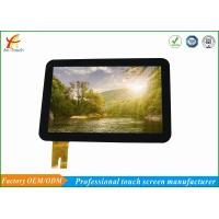 Buy cheap High End LCD CTP Touch Screen Replacement Smooth Touch For Ticket Dispenser from wholesalers