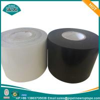 Buy cheap LDPE / HDPE Pipe Wrapping Coating Tape , Pipe Protection Tape 0.50mm Thickness from wholesalers