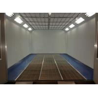 Quality Industrial Stoving Varnish Autobody Spray Booth 0.25m/s Spray Bake Oven for sale