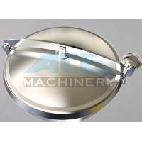 Quality Good Quality Sanitary Stainless Steel Manhole Cover Stainless Steel Sanitary Manhole Cover for sale