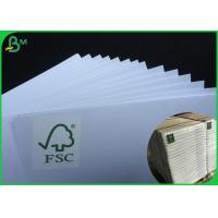 China 70g 75g FSC Certificate Glossy Coated Paper In Making Excercise Book Or Notebook wholesale