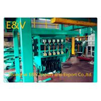 China 8-20mm 1000-12000tons Upcasting Copper Rod Manufacturing Machine wholesale