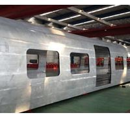 China Aluminum System Train body wholesale