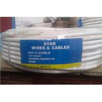 China Copper or CCA Conductor PVC Insulated Flexible Round Specialty Wire and Cable wholesale