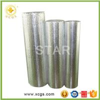 China Heat insulation building materials/Single bubble with VMPET/CPE foil both side wholesale