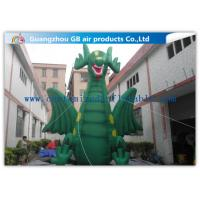 China Adverting Inflatable Model , Advertisement Giant Inflatable Dinosaur Model wholesale