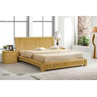 China Modern beech Wooden bedroom/ hotel furniture wholesale