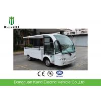 Buy cheap Battery Powered Electric Cargo Van With 2 Seats Max Loading 1000kg from wholesalers