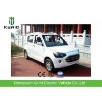 Buy cheap Morden Style Comfort Pure Electric City Car , Long Range Electric Powered Cars from wholesalers