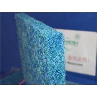 China 300sqm/m³ Koi Pond Filter Media , Biochemical Air Filter Material Mat wholesale