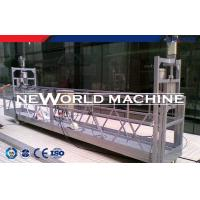 China 800kg Safety Suspended Access Platforms With 150m Lift Height wholesale