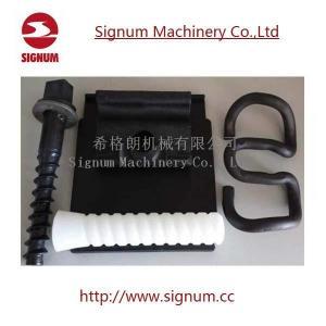 China Railroad Plastic Anchor Dowels wholesale