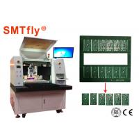 China UV Laser PCB Depaneling Machine For De - Panel Cutting PCB Equipment SMTfly-LJ330 wholesale