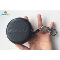 China Self - Locking Retractable Tether Cord Quick - Stop Fall - Arrest With Round Pull Reel on sale