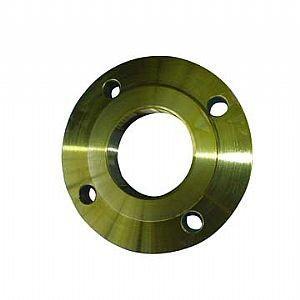 China Carbon Steel RF Thread Flange: PN150 Carbon Steel Golden Thread Flange, ASTM A105 LF2, PN25, ANSI B16.5, BS 4504, EN 109 on sale