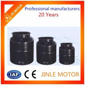 China Round Hydraulic Oil Tank , 2 Gallon Hydraulic Reservoir Tank For Dock Leveler Motor wholesale