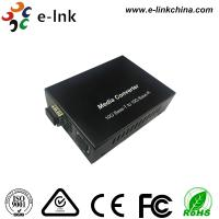 Buy cheap 10G SFP + Ports Fiber Ethernet Media Converter not including SFP+ Modules from wholesalers